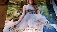 Wonderstruck TAYLOR SWIFT Store Display Advertising Posters fragrance set of 2