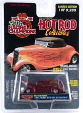 Racing Champions Hot Rod Collectibles '40 Ford Sedan Delivery #172 Mip 1999