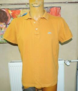 POLO LACOSTE  TAILLE 6