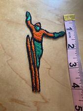 New listing HIGH JUMPER ~ Vintage Ski Patch ~
