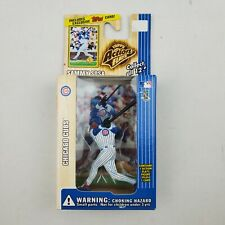 1999 TOPPS Baseball Action Flats Sammy Sosa Chicago Cubs + 1 Card New