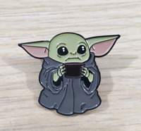 The Mandalorian Baby Yoda Enamel Pin Star Wars Lapel Pin