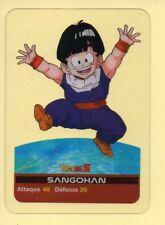 Carte Dragon Ball Z n° 23 SANGOHAN (Lamincards)