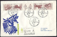 1976 - FDC VENETIA - n.415bis - Carpaccio - viaggiata
