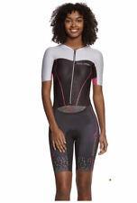 Louis Garneau Womens S Tri Course LGneer Suit Skinsuit Small $400 Triathlon