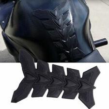 """Protection Sticker Réservoir Moto Bike tank pad panel gel résine """" caoutchouc """""""