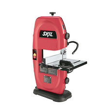 SKIL 3386-01 9-Inch 2.5-Amp Rack and Pinion Table Miter Guage Band Saw