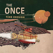 The Once : Time Enough  CD (2018) New & Sealed - UK POST FREE