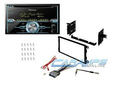 NEW PIONEER CAR STEREO RADIO CD PLAYER RECEIVER WITH INSTALL DASH KIT & HARNESS