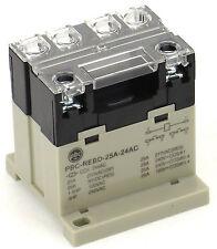 NEW RELAY, 25 AMP COIL 24VAC, PBC-REBD-25A-24AC