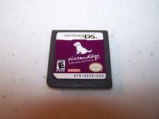 Nintendogs: Dalmatian & Friends (Nintendo DS) Lite DSi XL 3DS 2DS Game