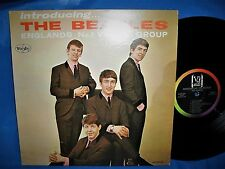 INTRODUCING THE BEATLES ~ RARE MONO 1964 ORIGINAL VEE-JAY 1062 ~ FREE SHIPPING