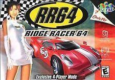 Ridge Racer 64 (Nintendo 64, 2000)
