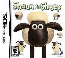 SHAUN THE SHEEP Nintendo DS video game COMPLETE