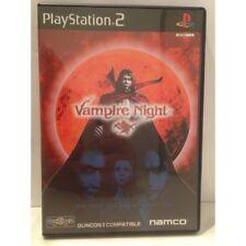 Vampire Night Sony Playstation 2 PS2 Jap