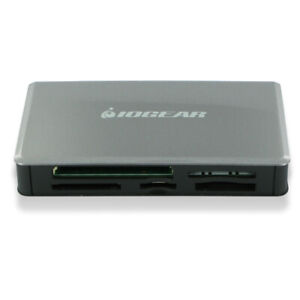 IOGEAR 56-in-1 Memory Card Reader/Writer