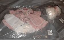 BJD FairyLand Doll MSD LittleFee Ante Macaron Pink Outfit Set NEW with Wig Shoes