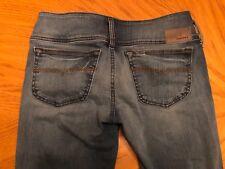 Diesel Women's Jeans Cherock Size 29 Light Blue Stretch Bootcut