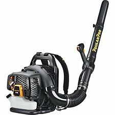 NEW POULAN PRO 967087101 PR48BT 200 MPH 48CC BACKPACK GAS LEAF BLOWER SALE