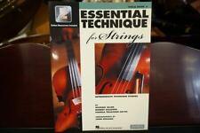 Essential Technique For Strings Viola Book 3