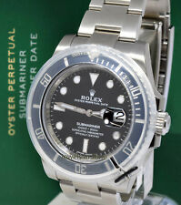 Rolex Submariner 116610LN Date Stainless Steel & Ceramic Automatic Men's Watch