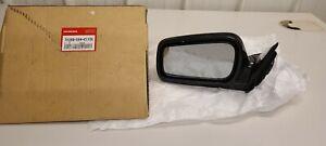 GENUINE OEM ACURA 1989-90 ACURA LEGEND DRIVERS SIDE DOOR MIRROR 76250-SD4-C11ZE