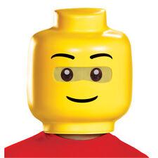 Kids LEGO Guy Full Head Mask