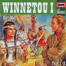 EUROPA-DIE ORIGINALE 9 - KARL MAY-WINNETOU I  CD  KINDER HÖRSPIEL  NEU