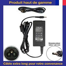 Chargeur Alimentation Pour Samsung NP530U3C-A0BDE NP530U3C-A0EDE NP530U3C-A0JDE