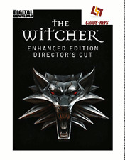 The Witcher Enhanced Edition Director 's Cut STEAM PC GAME Key CODICE SPEDIZIONE LAMPO