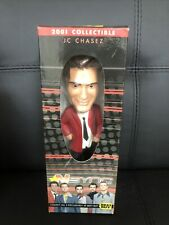 2001 Nsync Jc Chasez Bobble Head Doll 8-inch Best Buy Exclusive.