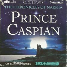 PRINCE CASPIAN - 2 DISC BBC ALL STAR CAST DRAMATISATION - MAIL PROMO CD