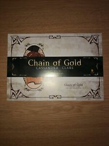 Chains Of Gold Exclusive Art Print Set - Four Cards