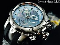 Invicta Men's Reserve Subaqua VENOM Swiss Chronograph Platinum MOP Dial Watch
