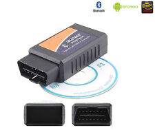 ✔ KIT DIAGNOSI ELM 327 OBD2 AUTO INTERFACCIA OBDII BLUETOOTH V2.1 ANDROID CANBUS