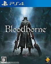 BLOODBORNE SONY PS4 PLAYSTATION JAPANESE NEW JAPANZON