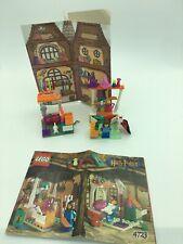 LEGO #4723 HARRY POTTER - Diagon Alley Shops      100% complete