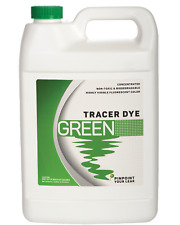 Green Tracing Dye - Highly Visible Concentrated Fluorescent Leak Detection Dye