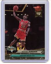 MICHAEL JORDAN 1992 FLEER ULTRA BASKETBALL ALL STAR JAM SESSION CARD #216 BULLS