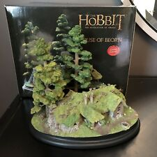 The Hobbit Smaug Weta Collectibles House Of Beorn Statue Limited 750