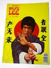 """Free shipping!! Bruce Lee's Spanish Magazine """"REVISTA"""" No,14 From Japan."""