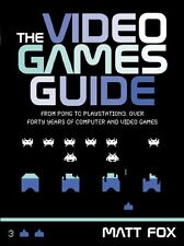 The Video Games Guide,Matt Fox