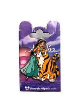 DLP DLRP Paris Aladdin Jasmine & Raja Disney Pin
