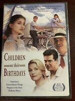 Children on their Birthdays (DVD, 2003)
