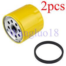 2x Oil Filter For Kohler 52 050 02-s, 14, 16, 18 & 20 HP Magnum Engine