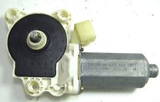 MERCEDES  VANEO 2002-2005 FRONT DRIVER  SIDE WINDOW MOTOR BOSCH A 2308200942