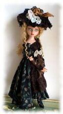 ELLOWYNE WILDE MSD SEWING PATTERN BOHO URCHIN DRESS FASHION OUTFIT SET