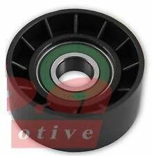 FIAT DOBLO 1.9 JT Fan Belt Tensioner Pulley V Ribbed Belt Idler