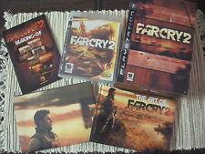 PLAYSTATION 3 PS3 FARCRY 2 FAR CRY 2 EDICIÓN ESPECIAL PAL ESPAÑA NUEVO