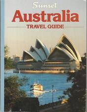 AUSTRALIA TRAVEL GUIDE ~ 1987 SC Maps Pics